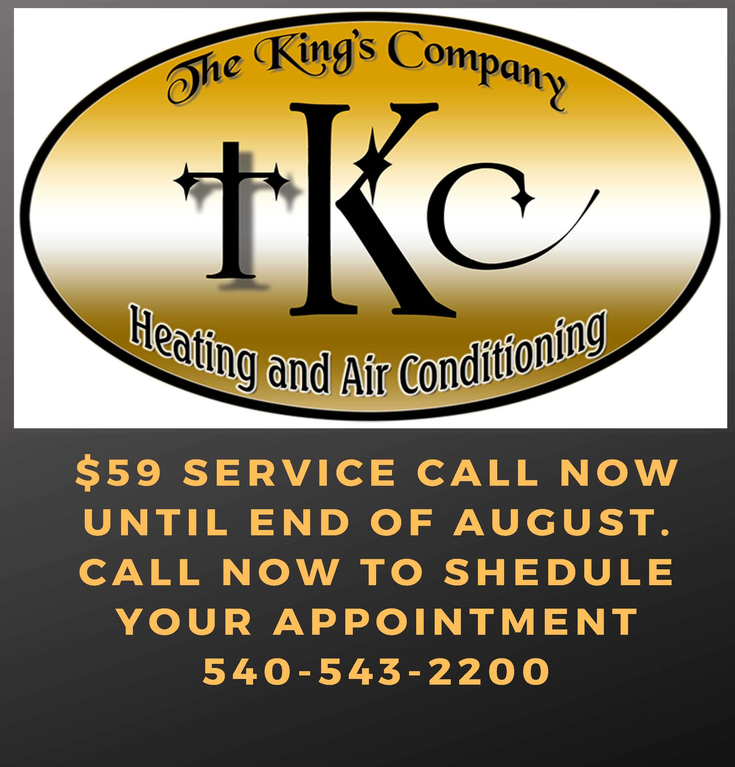 We have specials to help save you on you Heater repair in Fauquier VA.